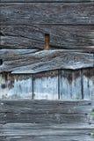 Nahaufnahmebeschaffenheitsfragment des gealterten hölzernen Brettes Lizenzfreie Stockfotografie