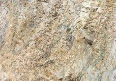 Nahaufnahmeentlastung der Felsen Lizenzfreies Stockbild