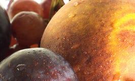 Nahaufnahmefrucht stockfoto