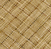 Nahaufnahmegewebe-Textilbeschaffenheit Stockfotografie