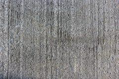 Nahaufnahmemuster der Betonstraßeoberfläche stockbild
