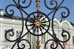 Der Kreml von Kasan, Russland Lizenzfreie Stockfotos