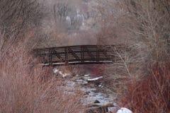 Nahe Brücke stockbild