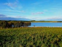 Nahe Derwent-Reservoir Stockbild
