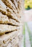 Nahe Wand I Stockbilder