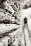Nahe Wand V Lizenzfreie Stockfotografie