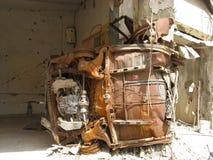 Nahr Al Bared Palestinian Camp destruction Royalty Free Stock Photos