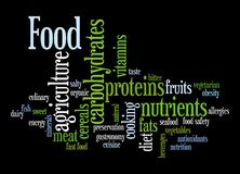 Nahrung Stockfotos
