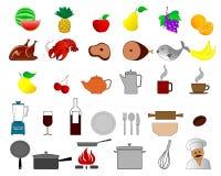 Nahrung 2 vektor abbildung