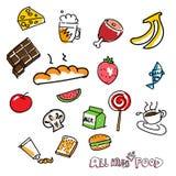 Nahrung Stockbild