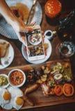 Nahrung stockbilder