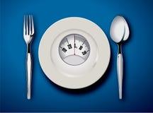 Nahrung für Diät Lizenzfreies Stockfoto