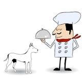 Nahrung für Hunde Lizenzfreies Stockfoto