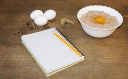 Nahrung Fleisch und Eier Lizenzfreies Stockbild