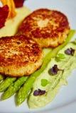 Nahrung Küche Lizenzfreie Stockfotos