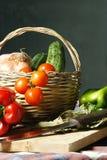 Nahrung und Gesundheit Stockfoto