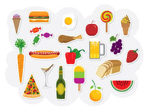 Nahrung und Getränk Stockfotos