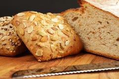 Nahrungsmittel - Brot Stockfotos