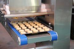 Nahrungsmittelaufbereitende Maschine Stockfoto