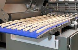 Nahrungsmittelaufbereitende Maschine stockfotografie