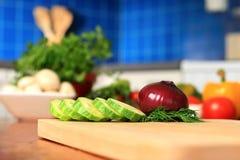 Nahrungsmittelbestandteile. Lizenzfreies Stockbild