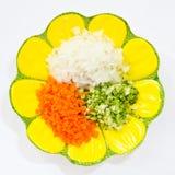 Nahrungsmittelbestandteile. stockbilder