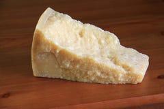 Nahrungsmittelbestandteile: Parmesankäseparmesankäse Lizenzfreie Stockbilder