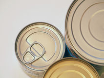 Nahrungsmitteldosen Stockbilder