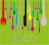 Nahrungsmittelkonzept Stockfoto
