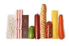 Nahrungsmittelmarkt Stockfotografie