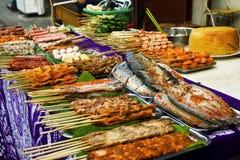 Nahrungsmittelmaterial Lizenzfreie Stockbilder