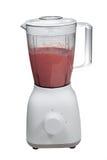 Nahrungsmittelmischmaschine lokalisiert im weißen Hintergrund Lizenzfreie Stockfotografie