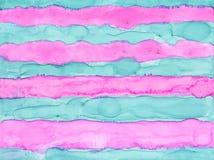 Nahtlose abstrakte Illustration basiert auf Alkoholtinte und Acrylfarbe lizenzfreie abbildung