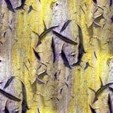Nahtlose abstrakte Schmutzbeschaffenheit mit Sprüngen herein Stockfoto