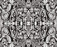Nahtlose abstrakte vektortapete. Stockfotos