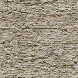 Nahtlose alte Backsteinmauer Stockfoto