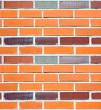 Nahtlose Backsteinmauerbeschaffenheit Lizenzfreies Stockbild