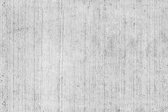 Nahtlose Beschaffenheit der weißen Betonmauer Stockfoto