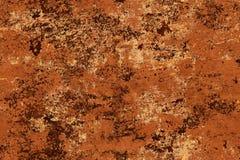 Nahtlose Beschaffenheit des alten und rostigen Metalls Lizenzfreie Stockbilder