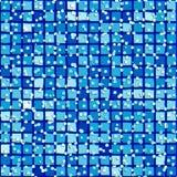 Nahtlose Beschaffenheit des Mosaiks Lizenzfreie Stockfotos