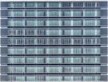 Nahtlose Beschaffenheit, die Fenstern ähnelt Stockbild