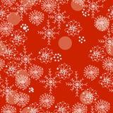 Nahtlose Beschaffenheit für Weihnachten vektor abbildung