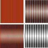 Nahtlose Beschaffenheit - Metall Lizenzfreies Stockbild