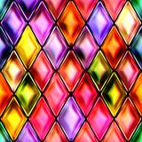 Nahtlose Beschaffenheit von abstraktem hellem glänzendem buntem Stockbild