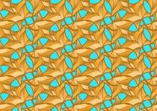 Nahtlose Beschaffenheit von Ahornblättern vektor abbildung