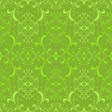 Nahtlose Blätter Hintergrund, Vektorillustration Stockfoto