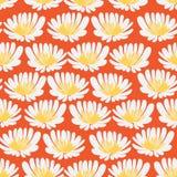 Nahtlose Blume des Musters Stockfotos