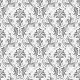 Nahtlose Blumentapete II lizenzfreie abbildung
