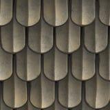 Nahtlose Dach-Schindeln Lizenzfreies Stockbild