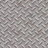Nahtlose Diamantplatte Lizenzfreie Stockbilder